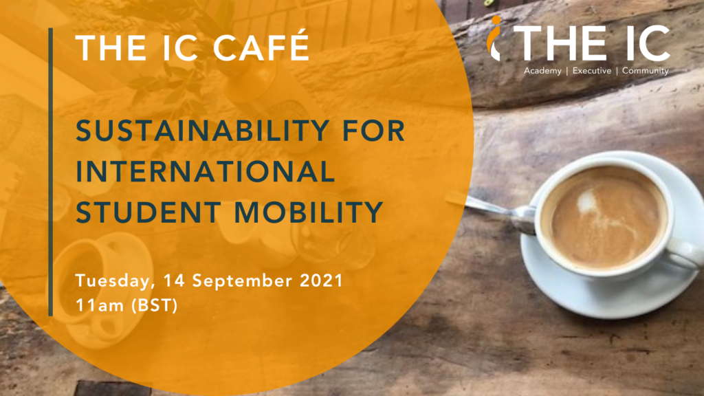Sustainability for International Student Mobility